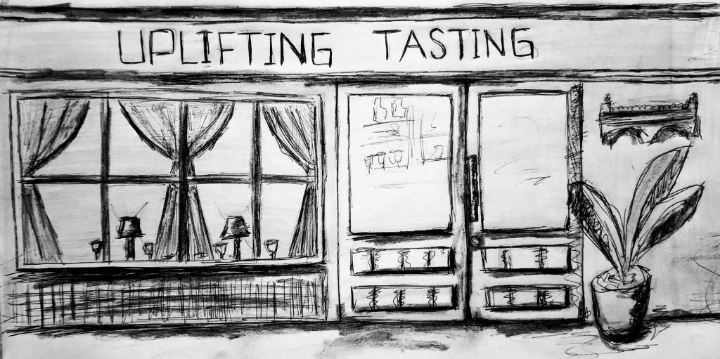 Bienvenidos a Uplifting Tasting